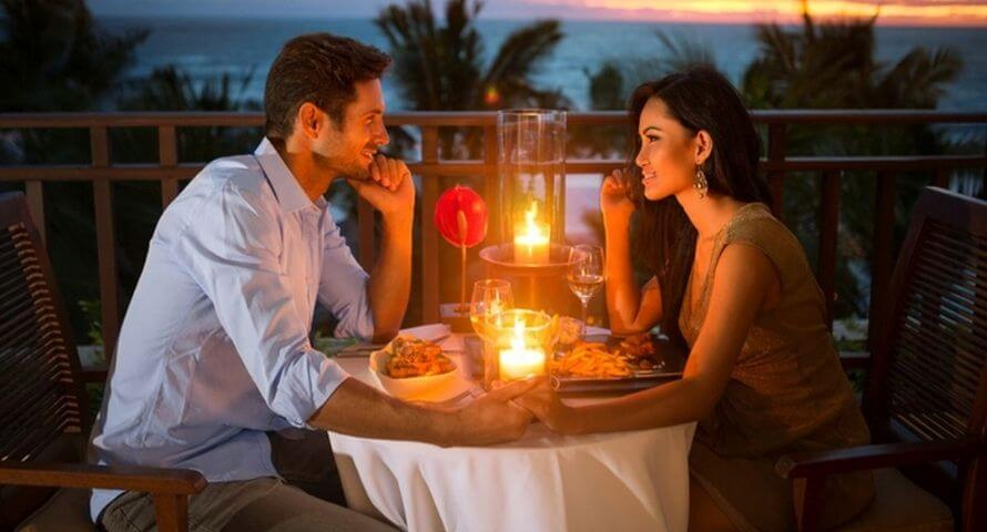 Saint-Valentin 2021 diner romantique