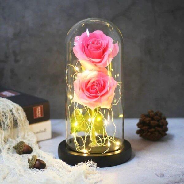 Fleur Rose Artificielle
