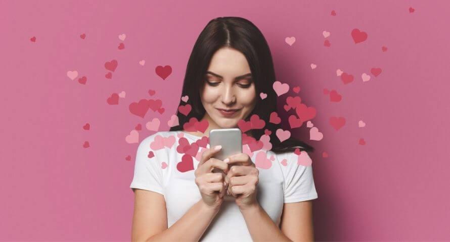 Comment dire je t'aime sans le dire par sms