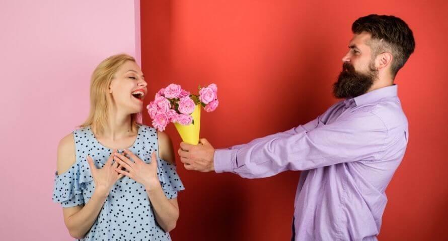 Des fleurs pour dire je t'aime